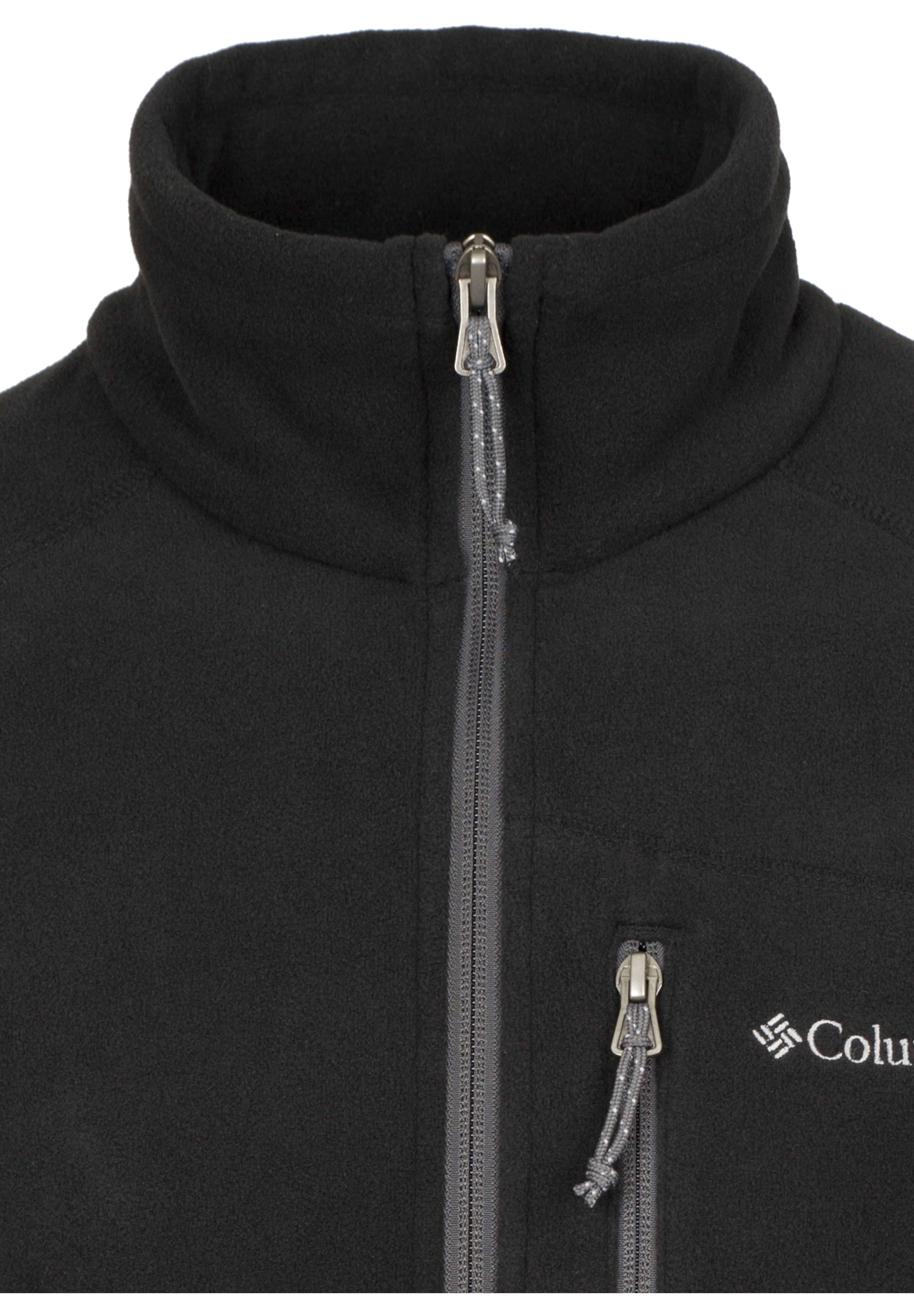 b35852e2 Columbia Fast Trek II Jakke Herrer, black | Find outdoortøj, sko ...